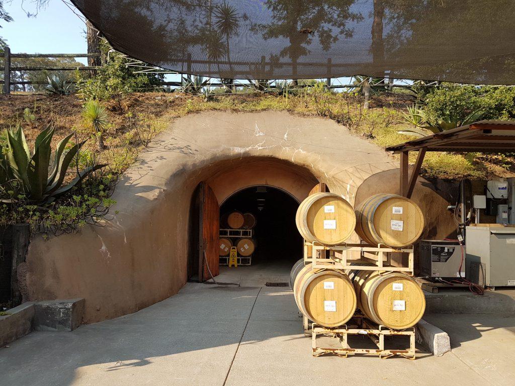 Sonoma, californie, vignoble