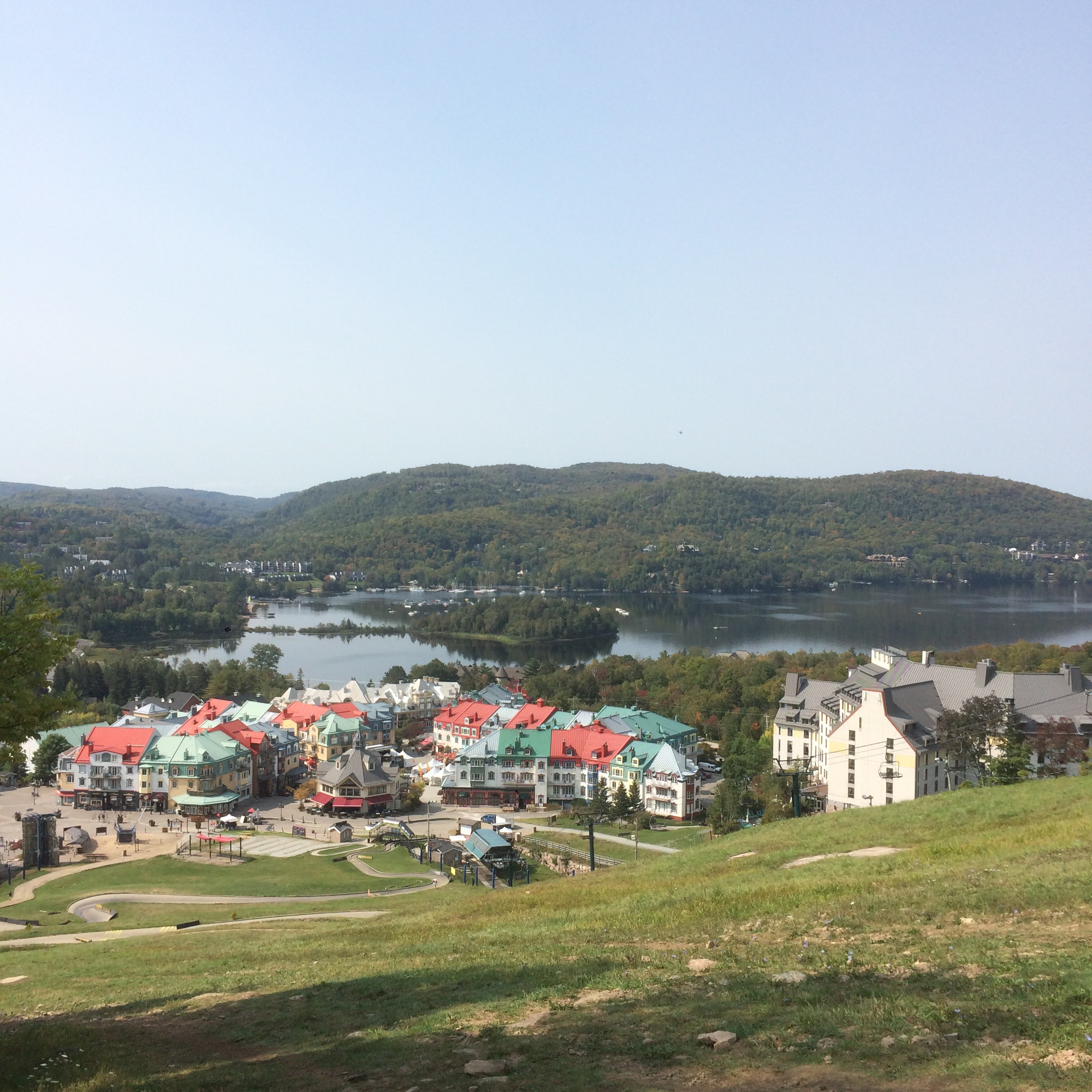 Tremblant, nature