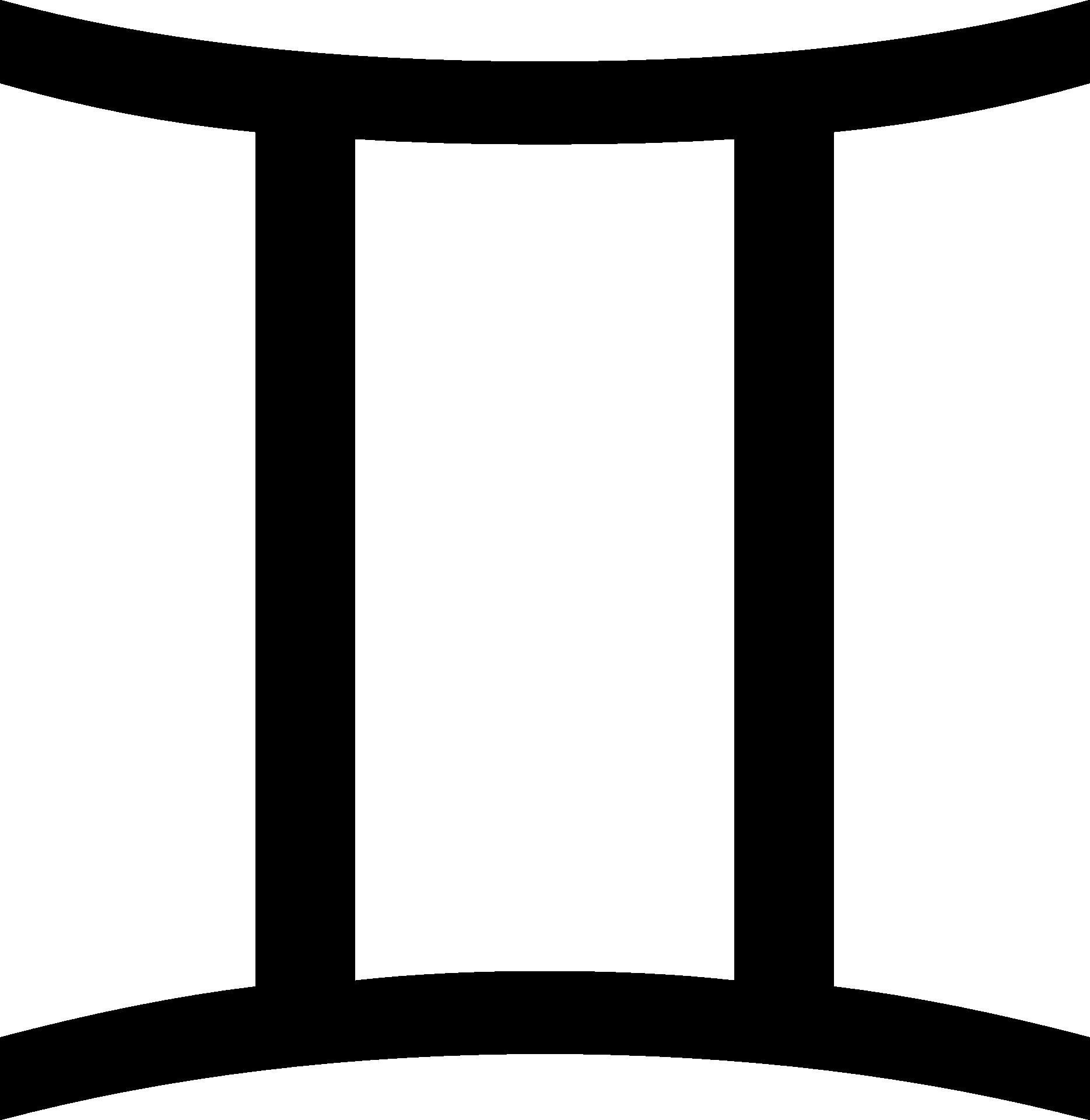 signe astrologique gemini gémeau