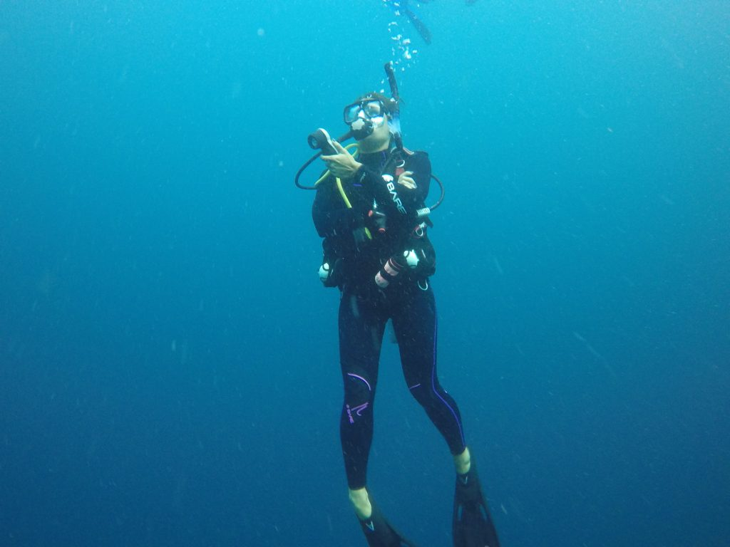 Camille Dg Diving