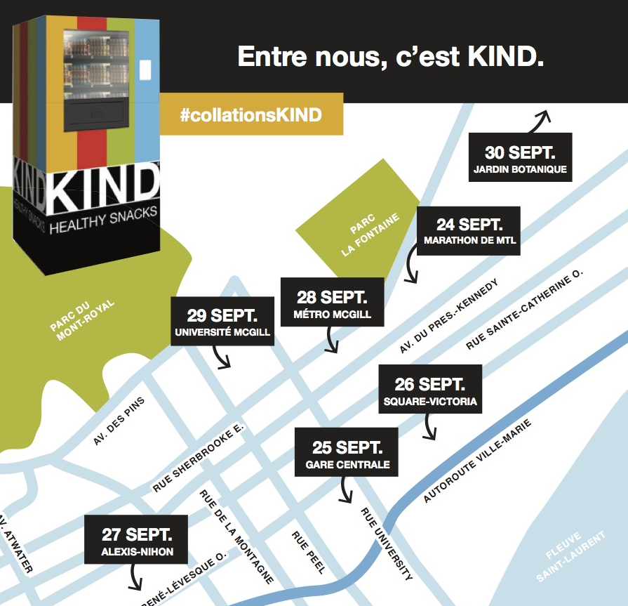 kind map marathon