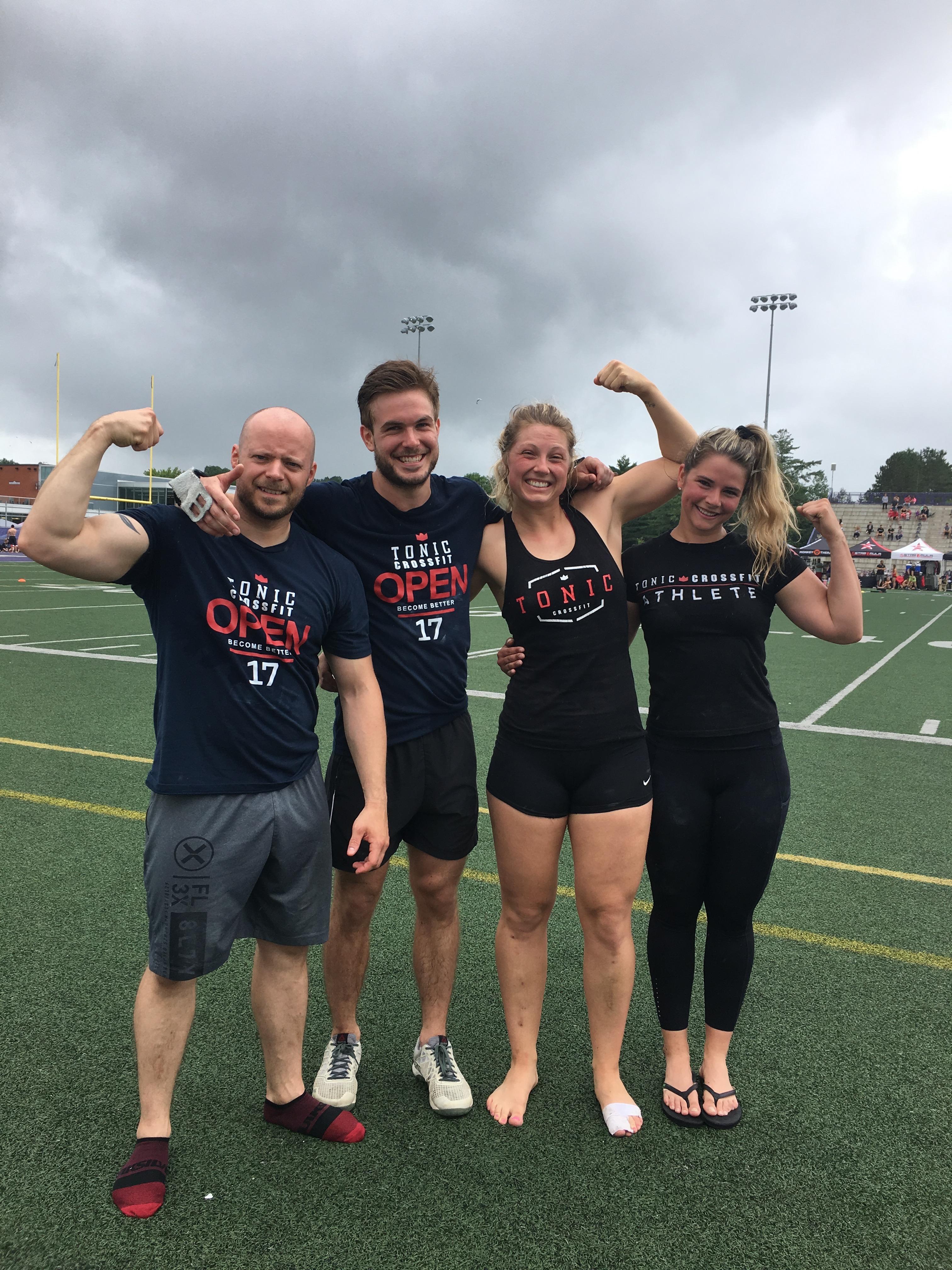 crossfit sport challenge équipe entrainement programme exercices competition