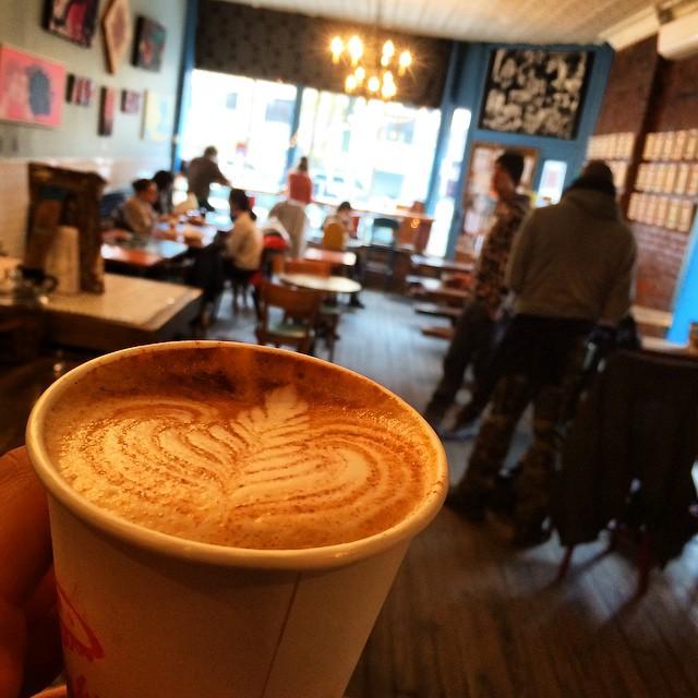 café, little skips, brooklyn, NYC, new york