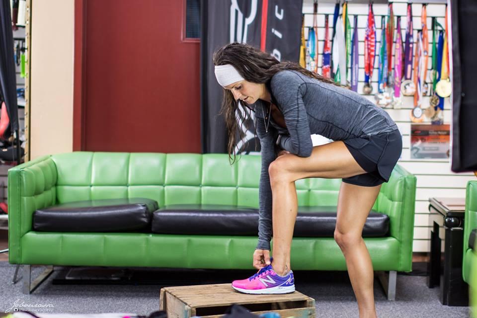 Sport, entrainement, vie, routine
