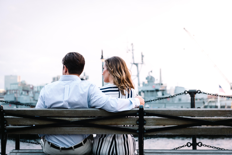 couple, date, rendez-vous