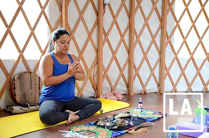 yoga, retraite, méditation