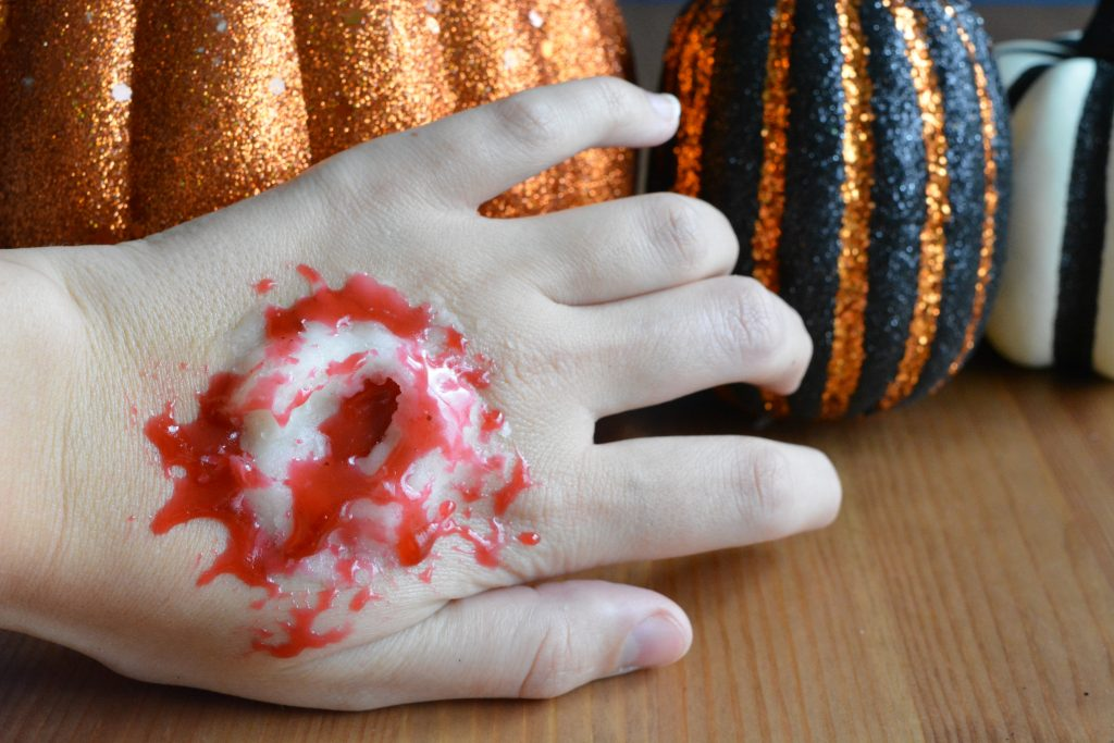 effets spéciaux, maquillage halloween