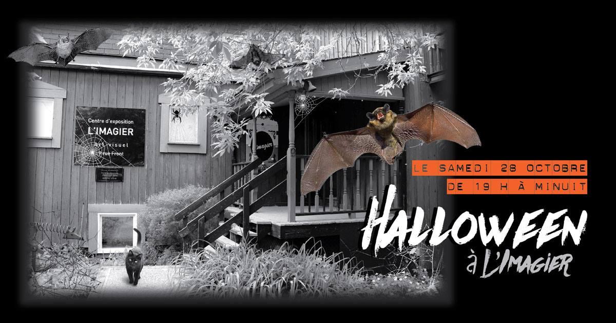 L'imagier, gatineau, halloween