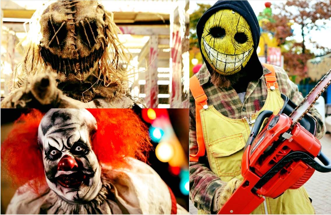 la ronde, halloween, nuit d'horreur