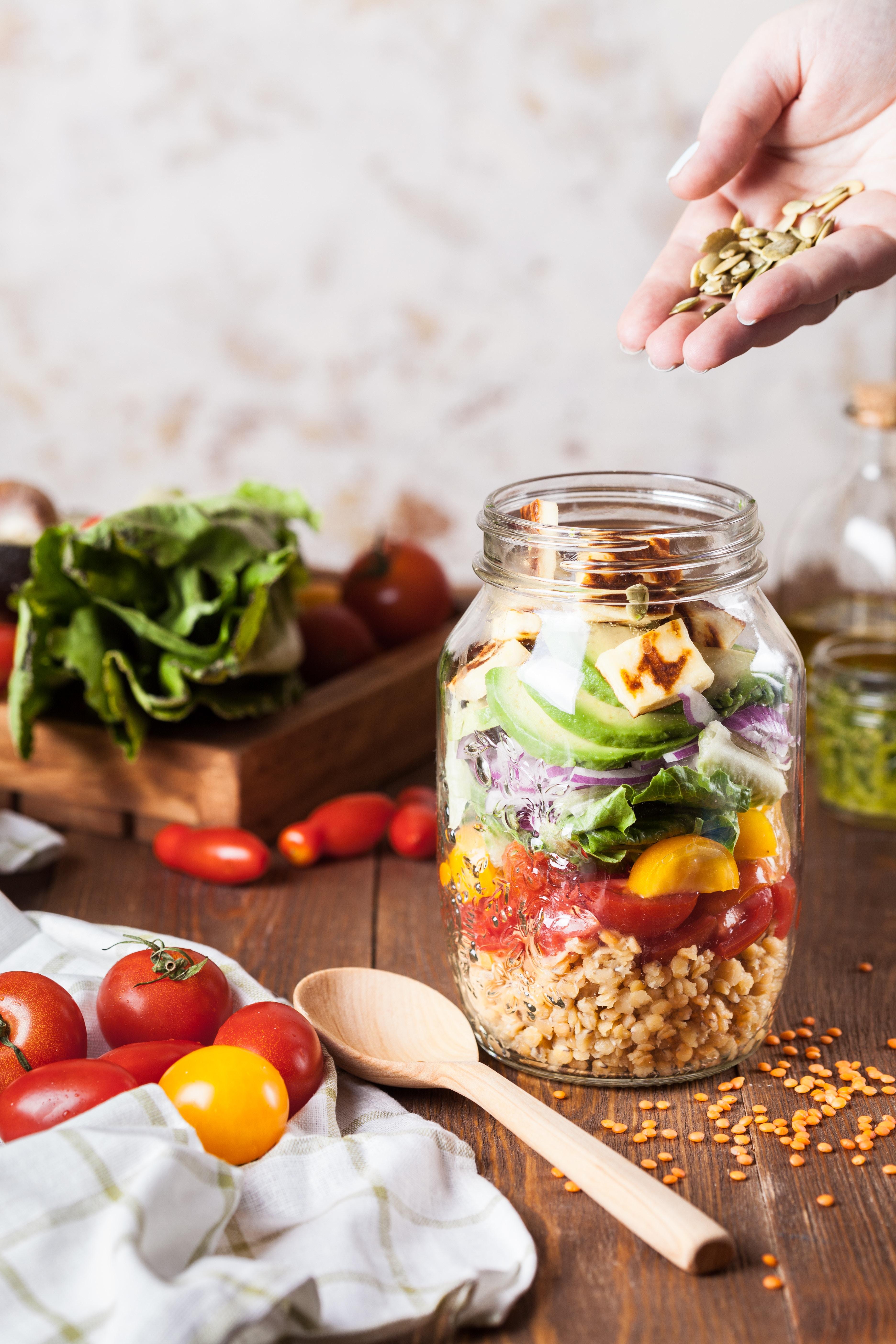 nourriture, lunch, épicerie, réduire ses factures, faire son lunch