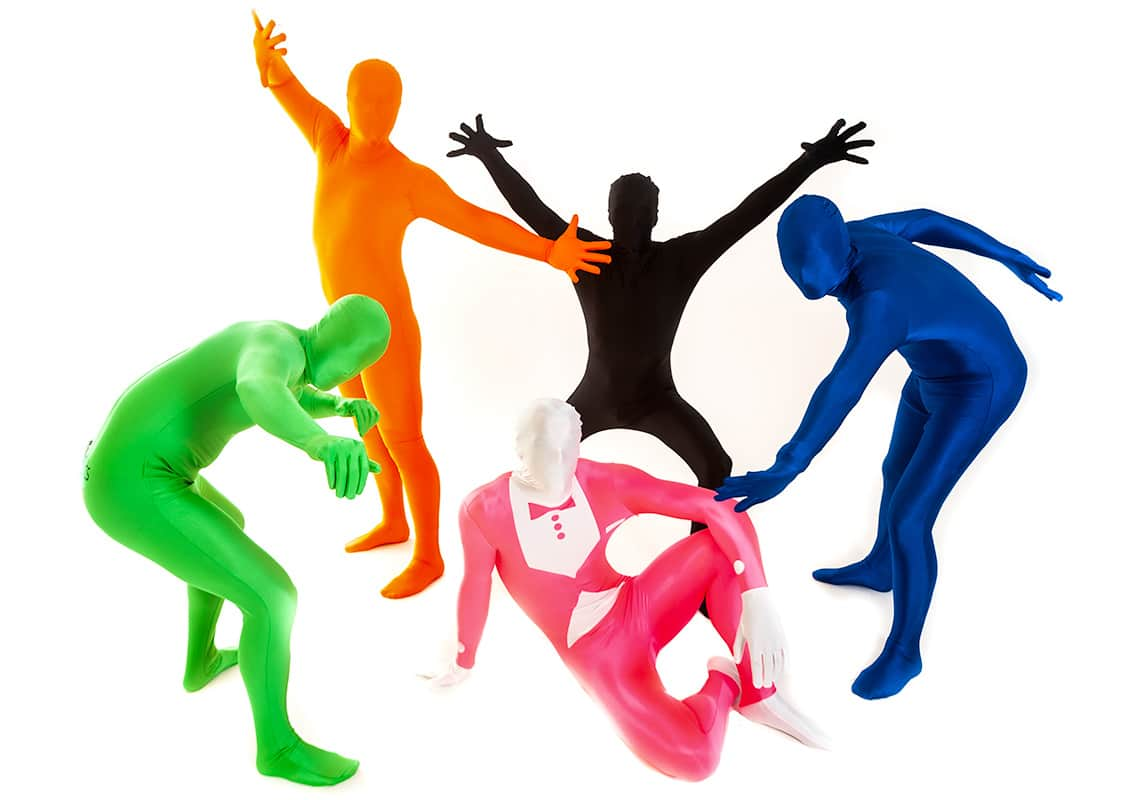 halloween, morphsuits