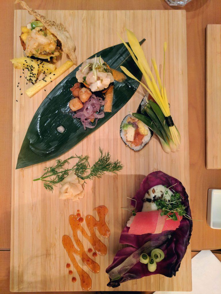 manger cru, québec, foodie, nicky sushi, sushis