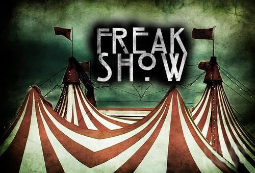 freak show, ptite grenouille, halloween