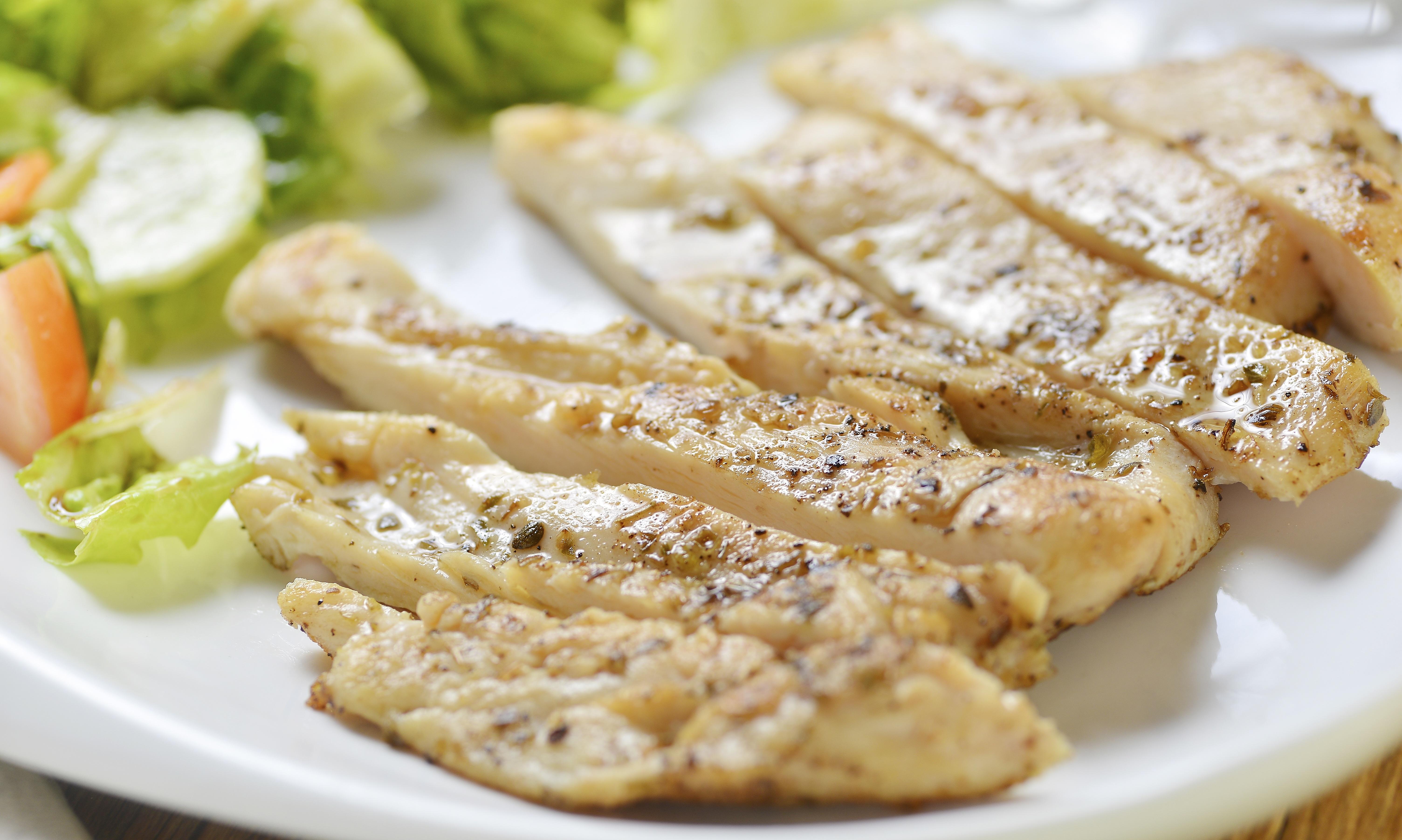 poulet viande