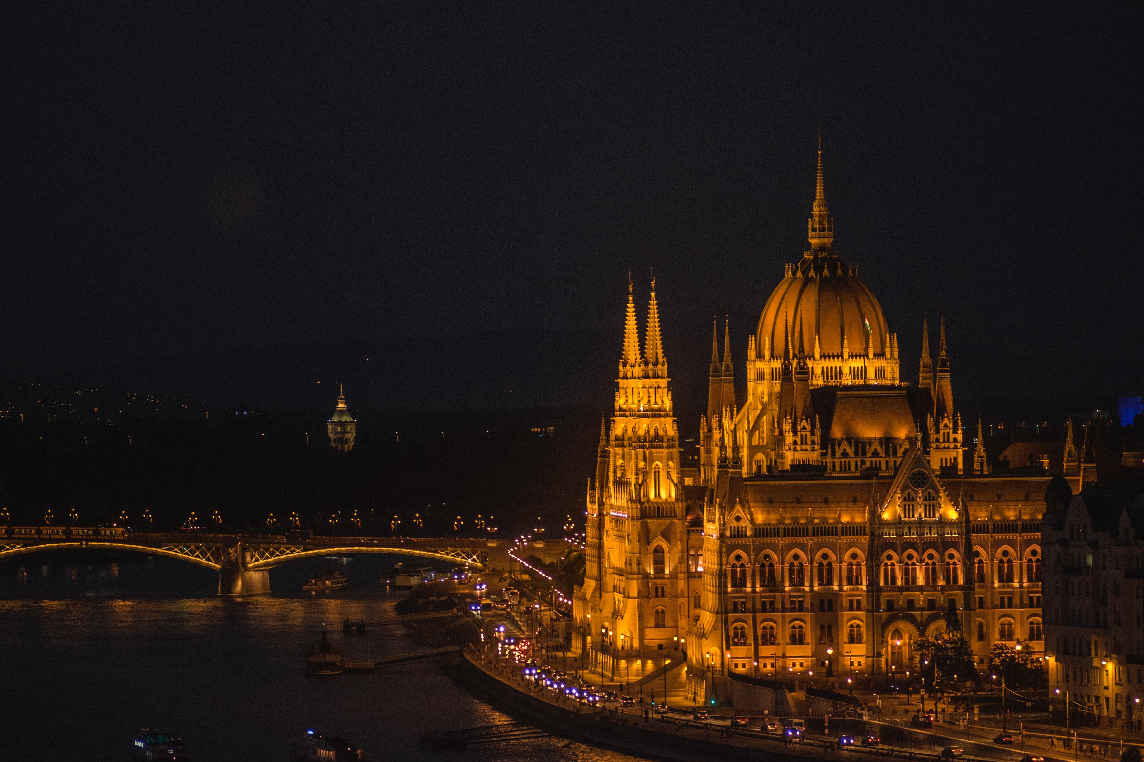 parlement hongrois, budapest, hongrie