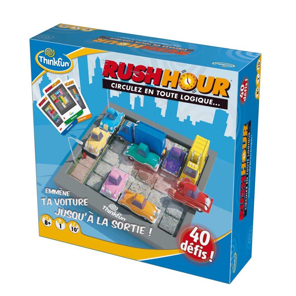 rush hour, jeux, jeux de société