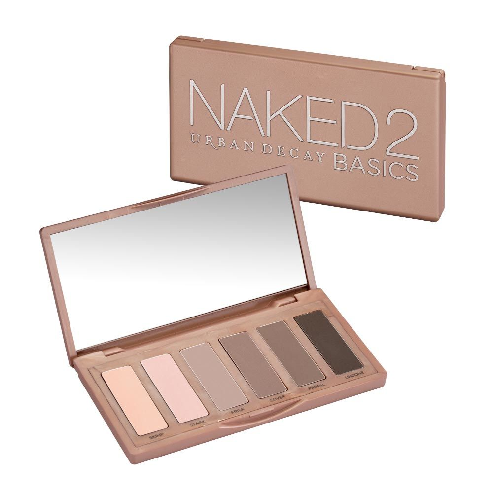 Naked2 basics, urban decay