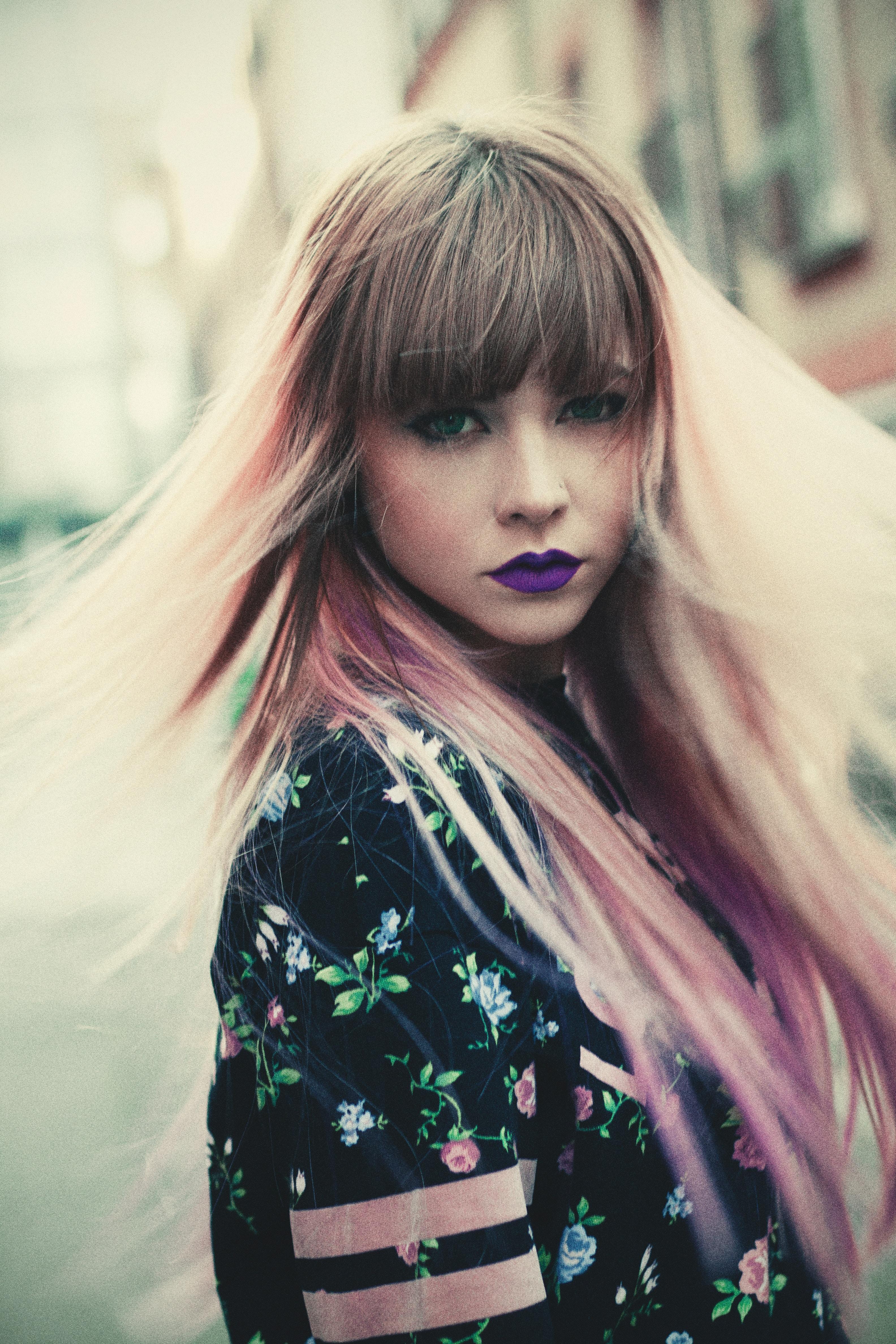 lèvres intenses, lèvres colorées