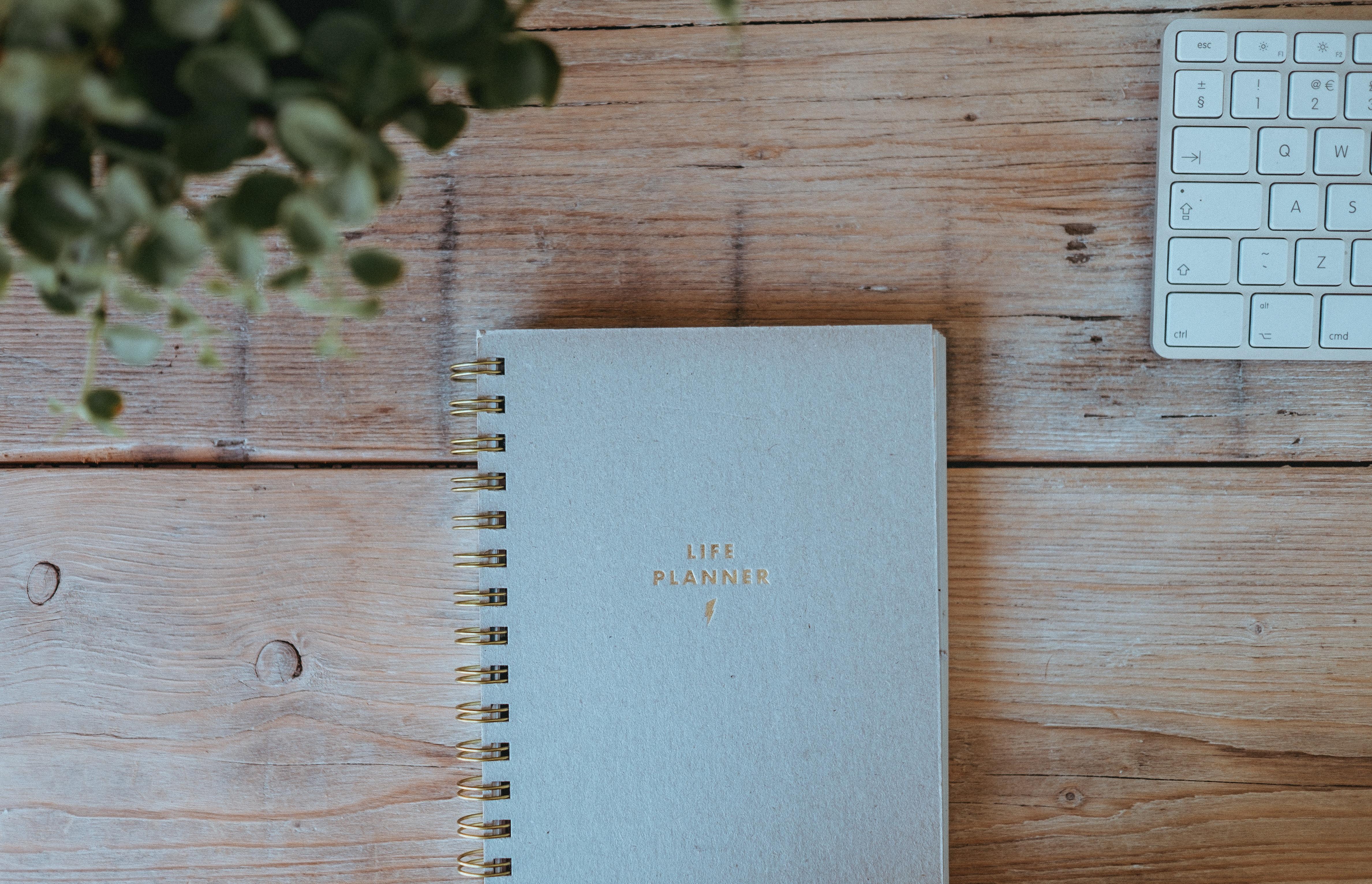 liste, agenda, s'organiser