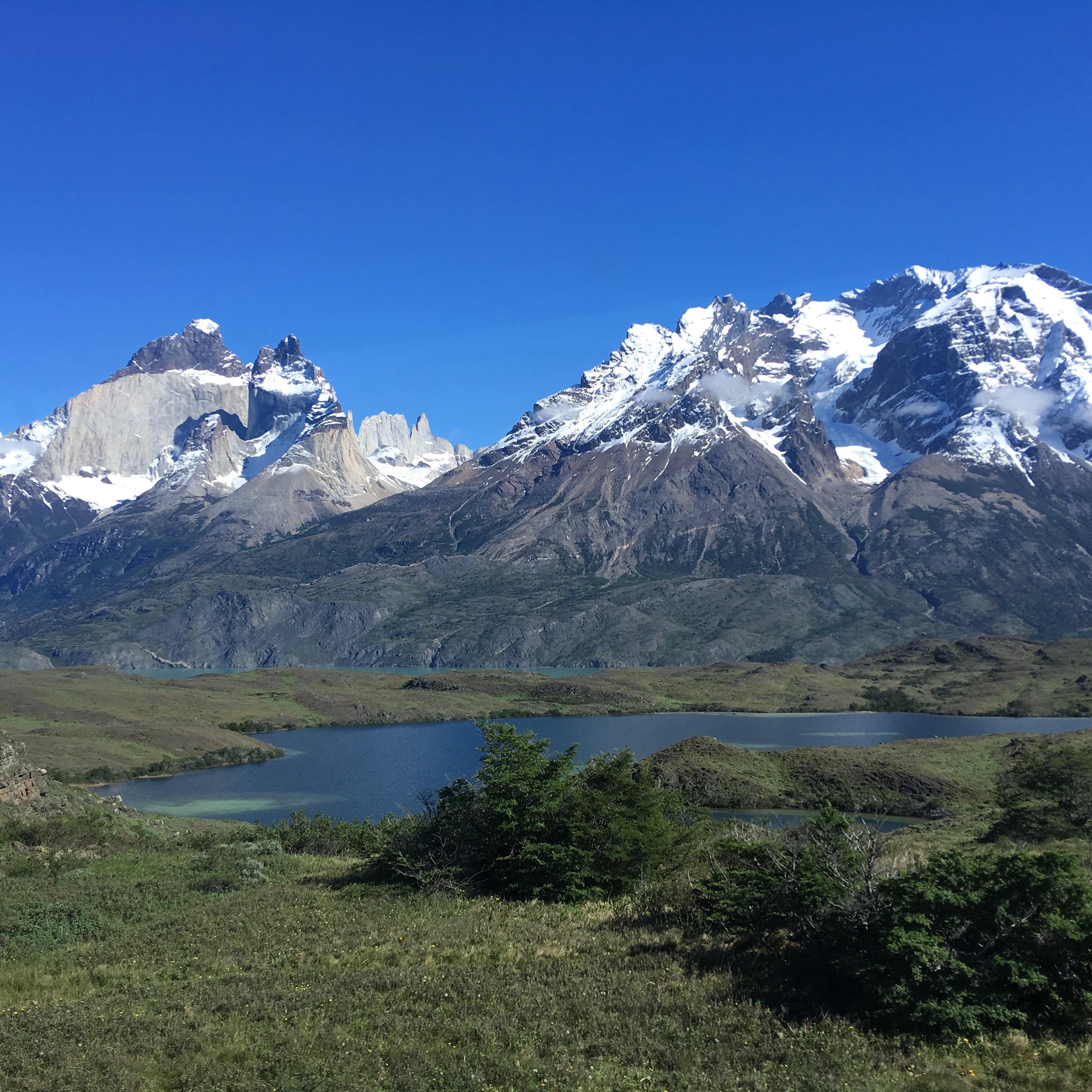 chili, montagne, patagonie, amérique latine, amérique du sud