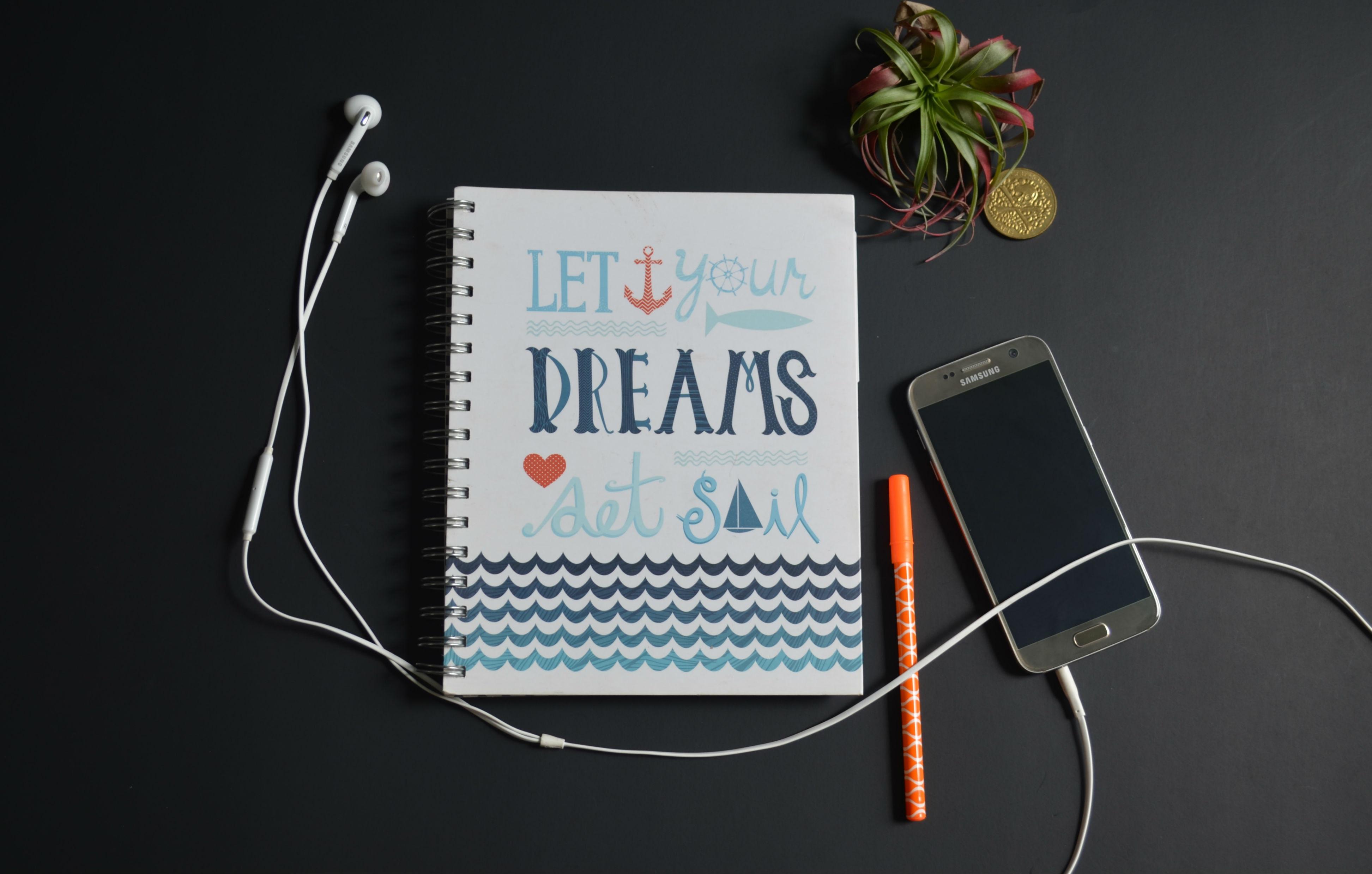 dreams, rêve, suis tes rêves
