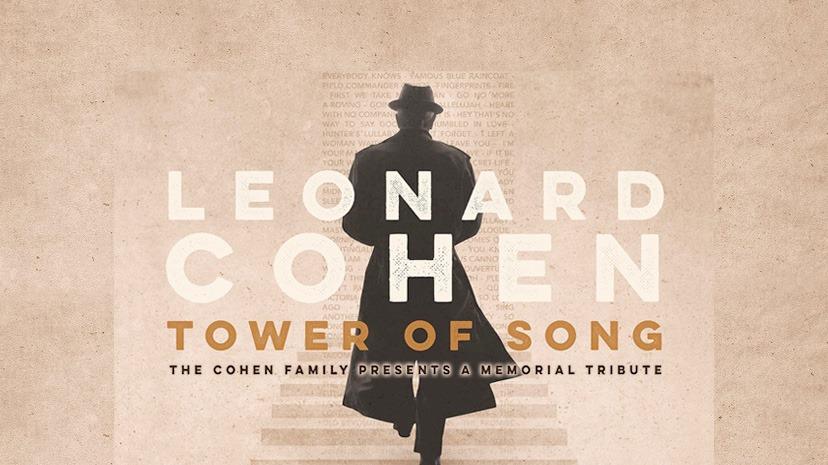 leonard cohen, hommage