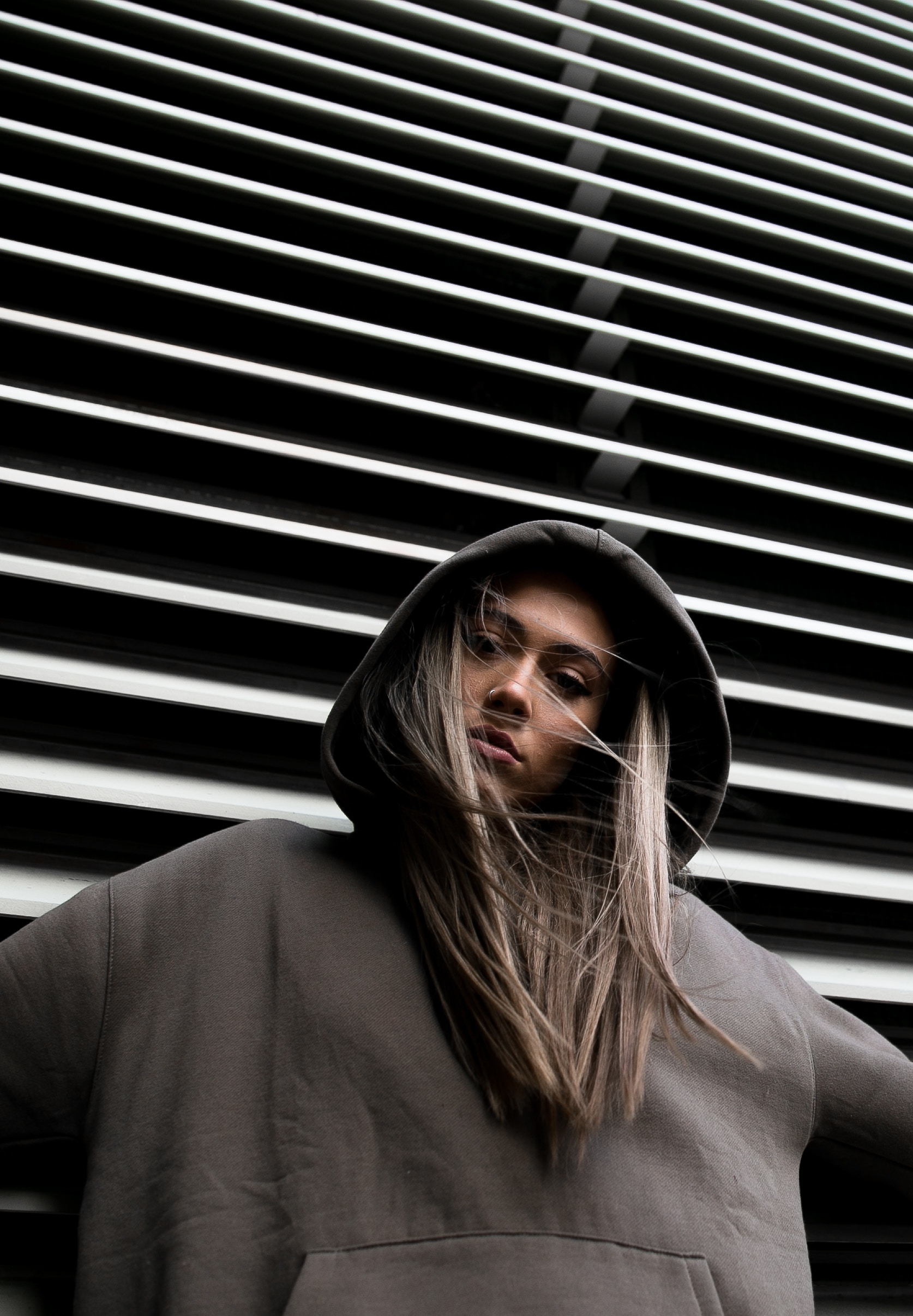 hoodie, coton ouaté