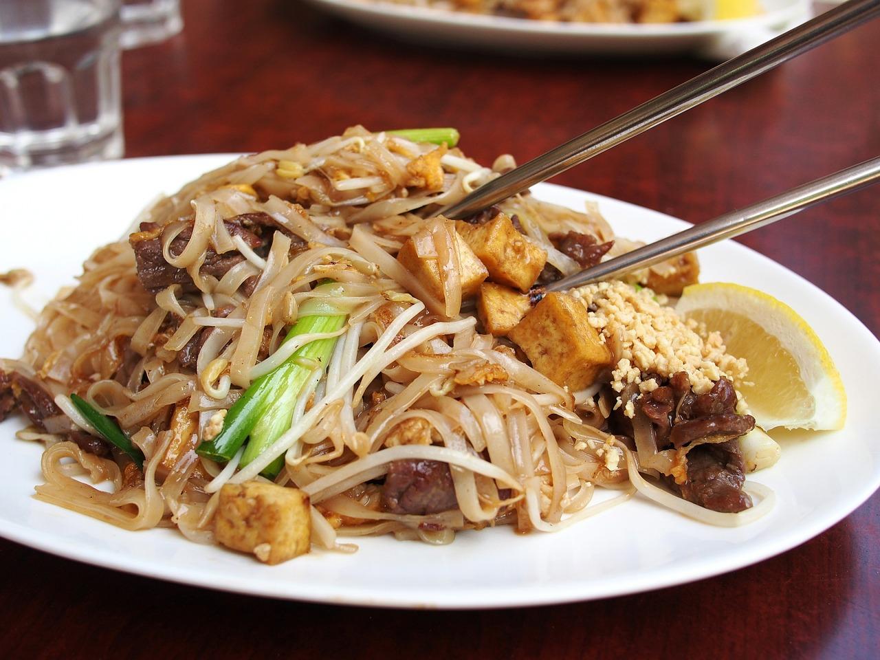 restaurant asiatiques, nouilles asiatiques, sauté légumes, vermicelles, paradis d'asie, trois-rivières