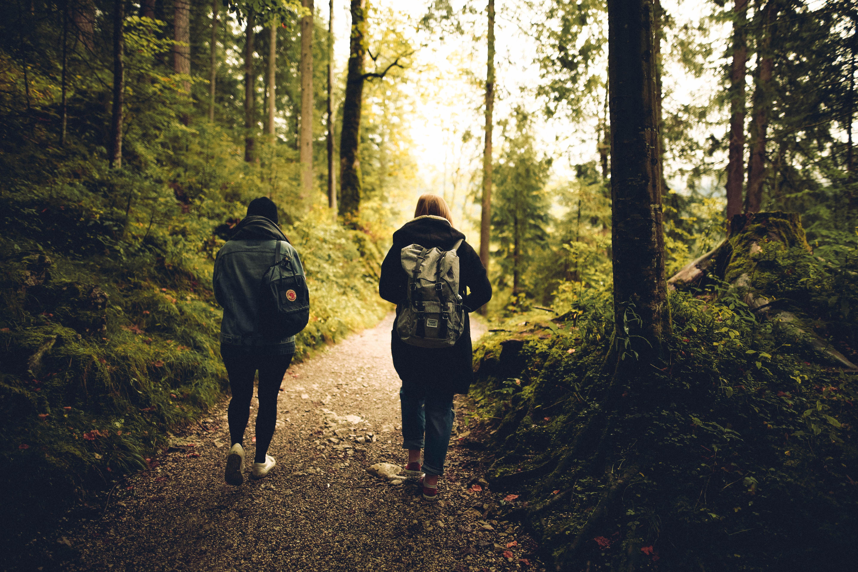 randonnée, promenade, hobbie