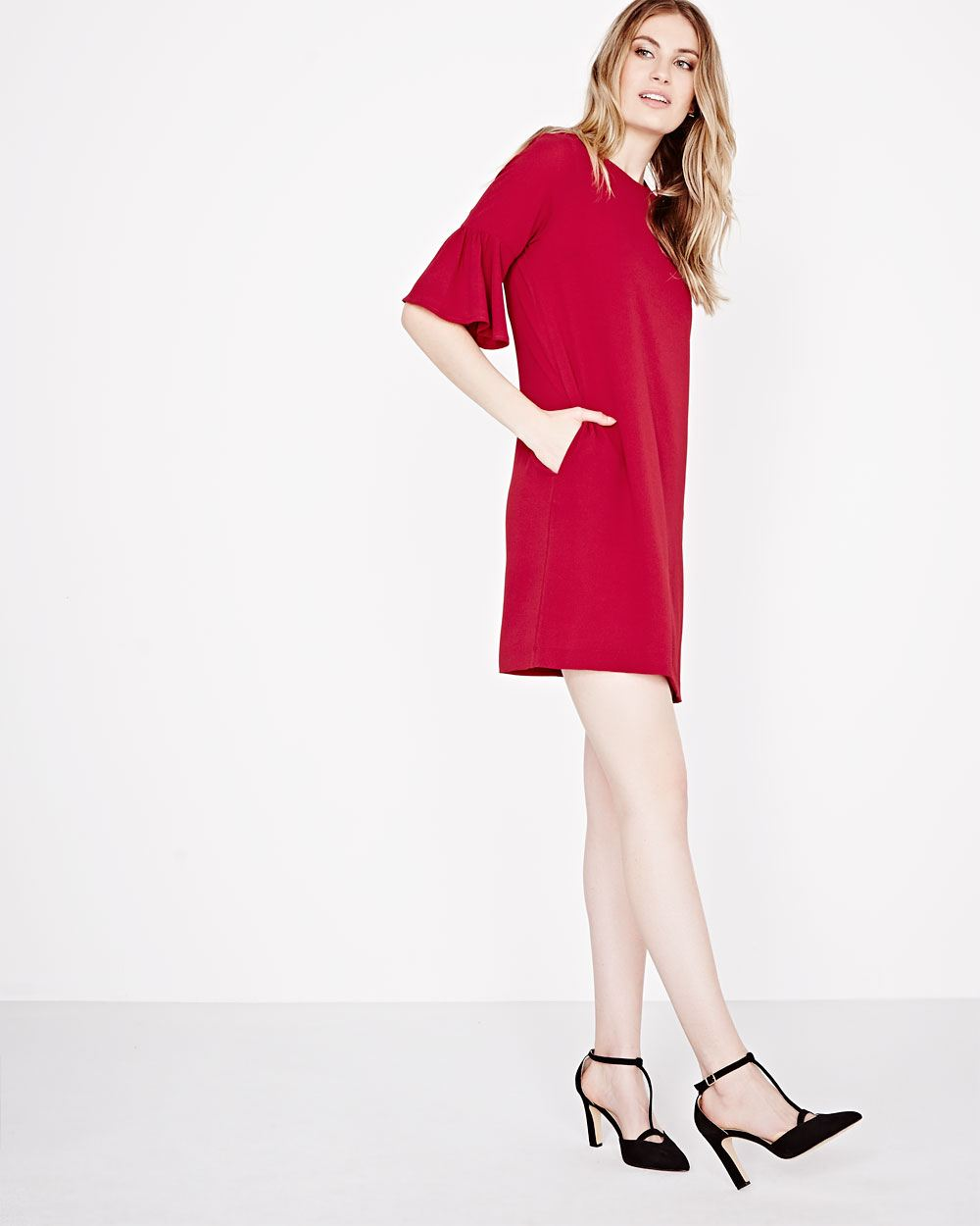 rw&co, robe, fêtes, rouge