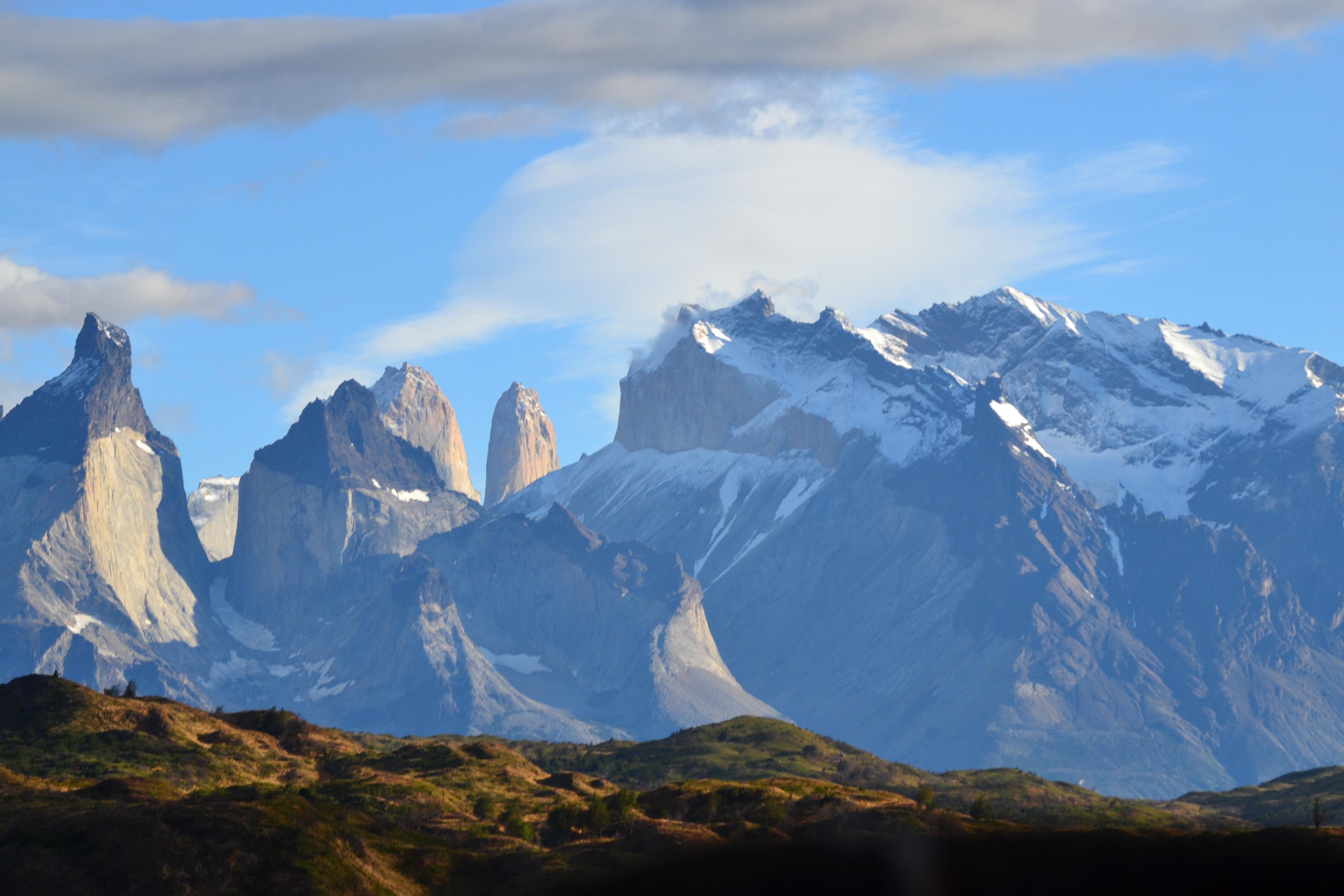 torres del plaine, patagonie