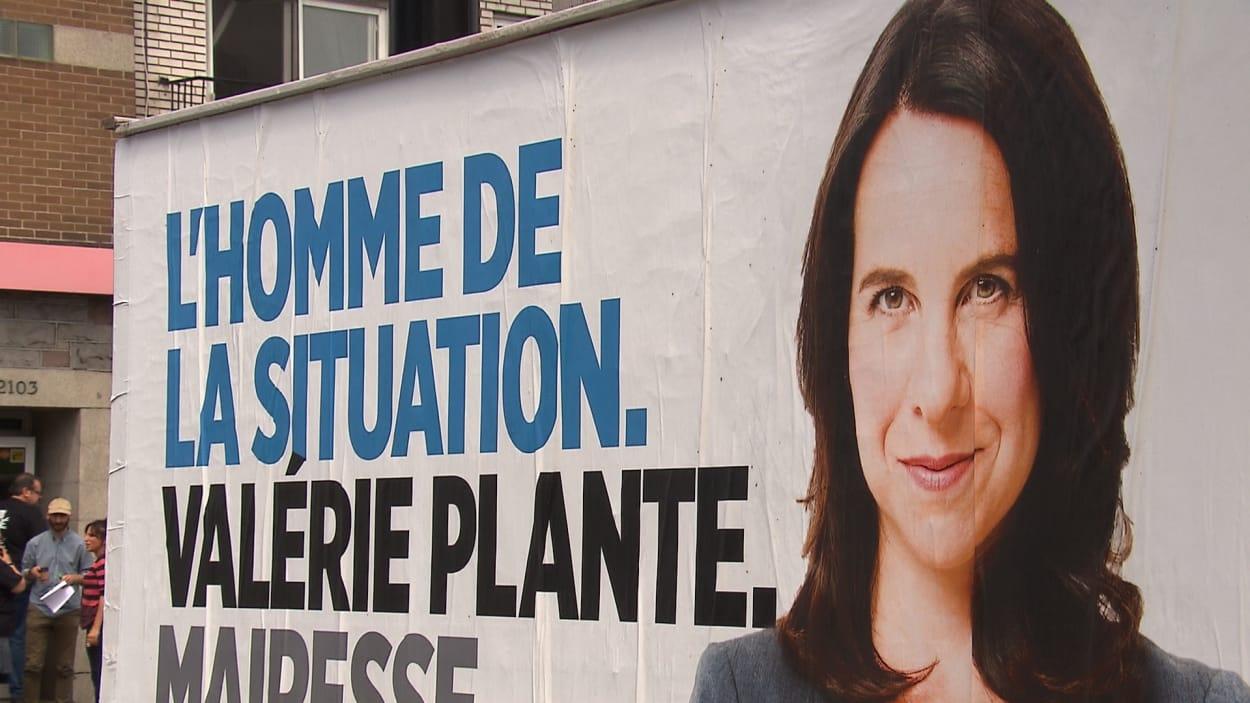 valérie plante, mairesse de montréal, homme de la situation
