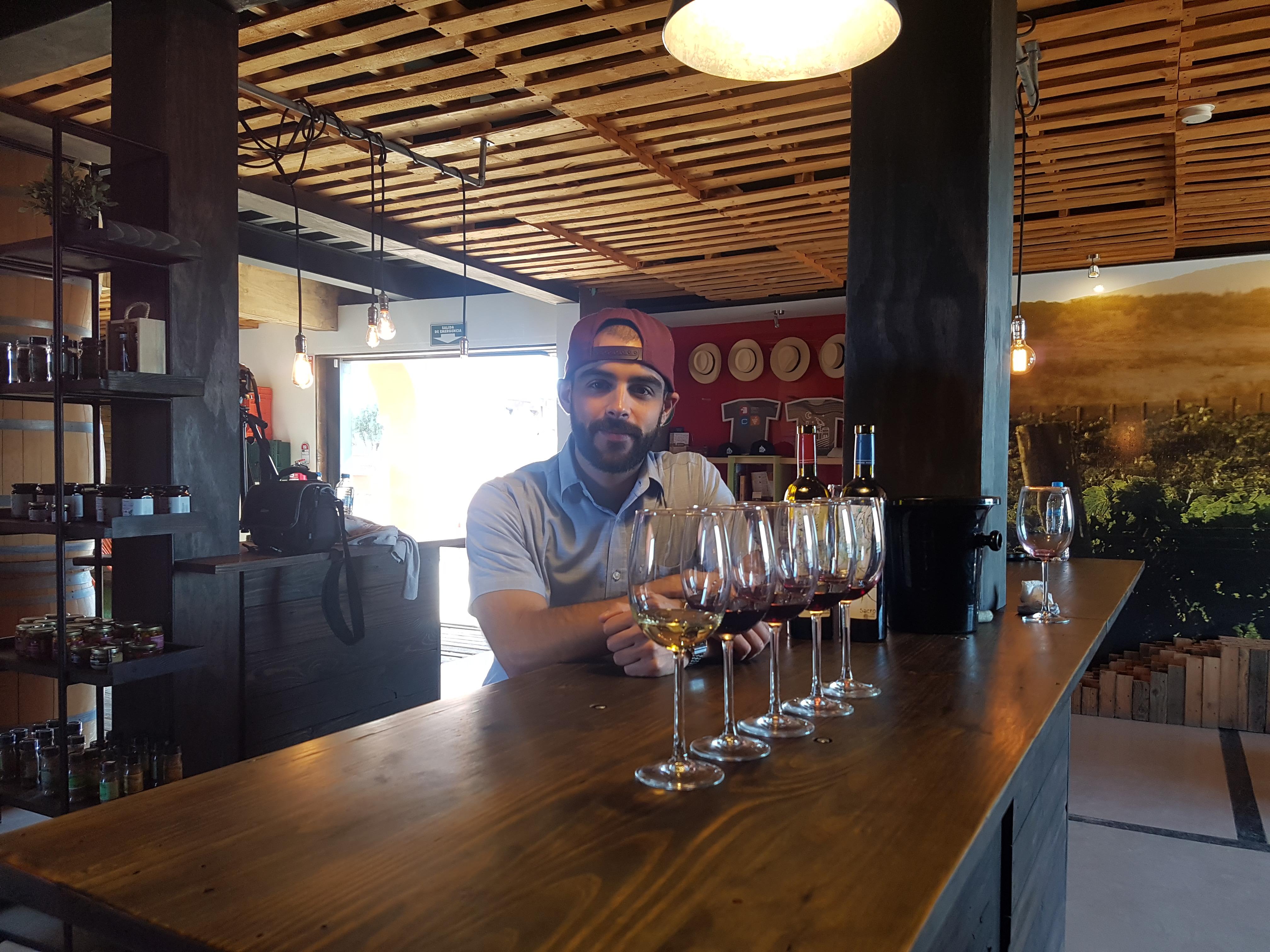 la lomita, vignoble, baja california, vin