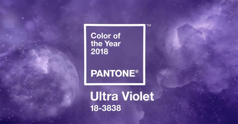 ultra violet, pantone, couleur de l'année