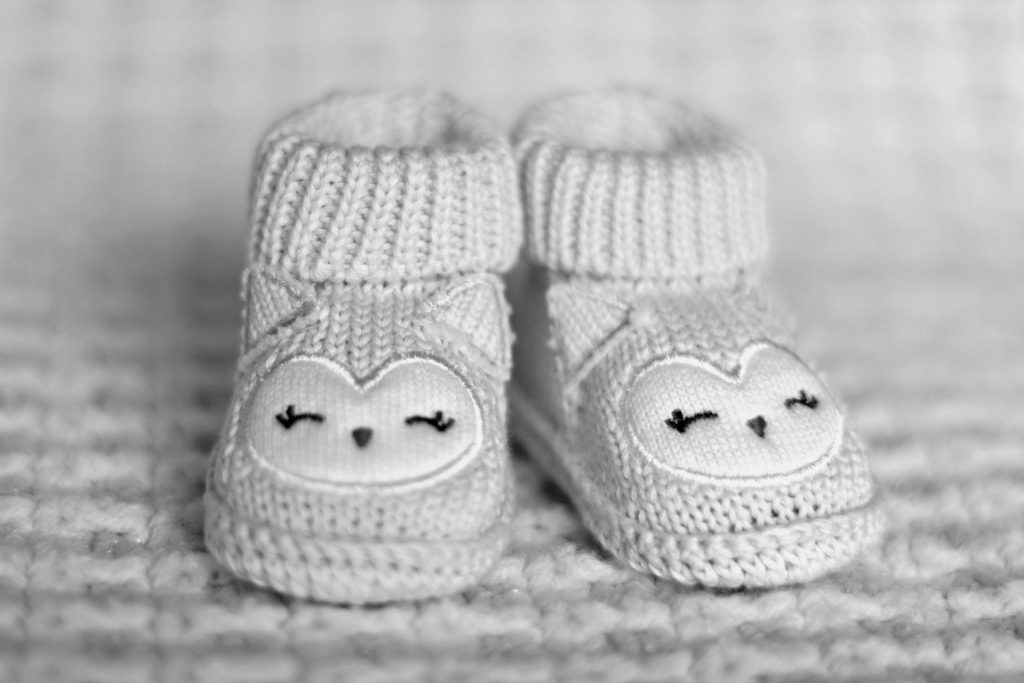 bébé temps profiter chaussons