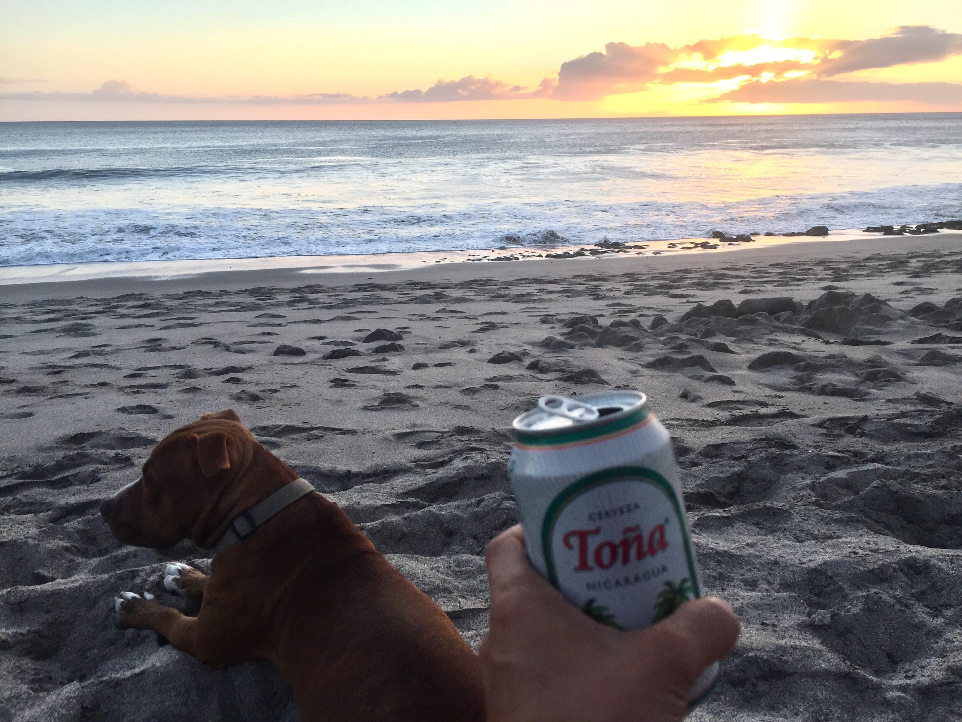 nicaragua voyage plage belle vie bière
