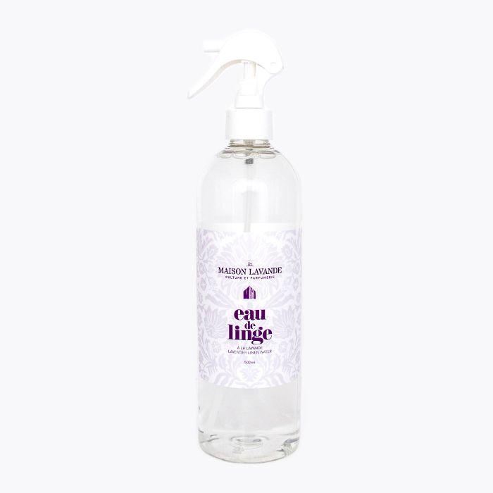 eau linge maison lavande parfum cadeau
