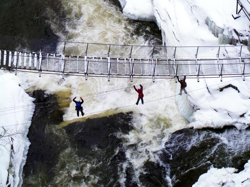 Via Ferrata randonnée escalade projet vertical