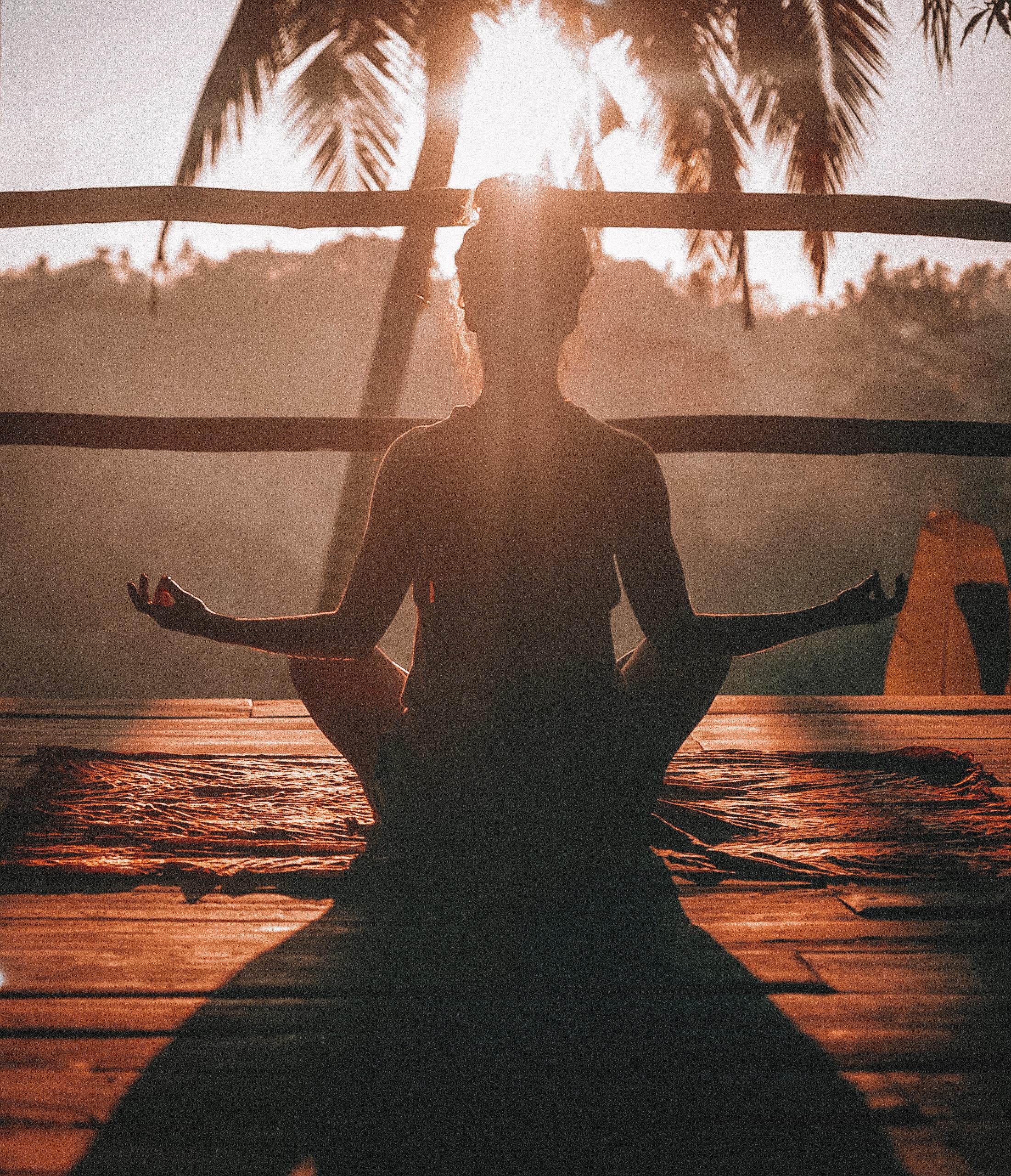 ayurveda meditation corps esprit