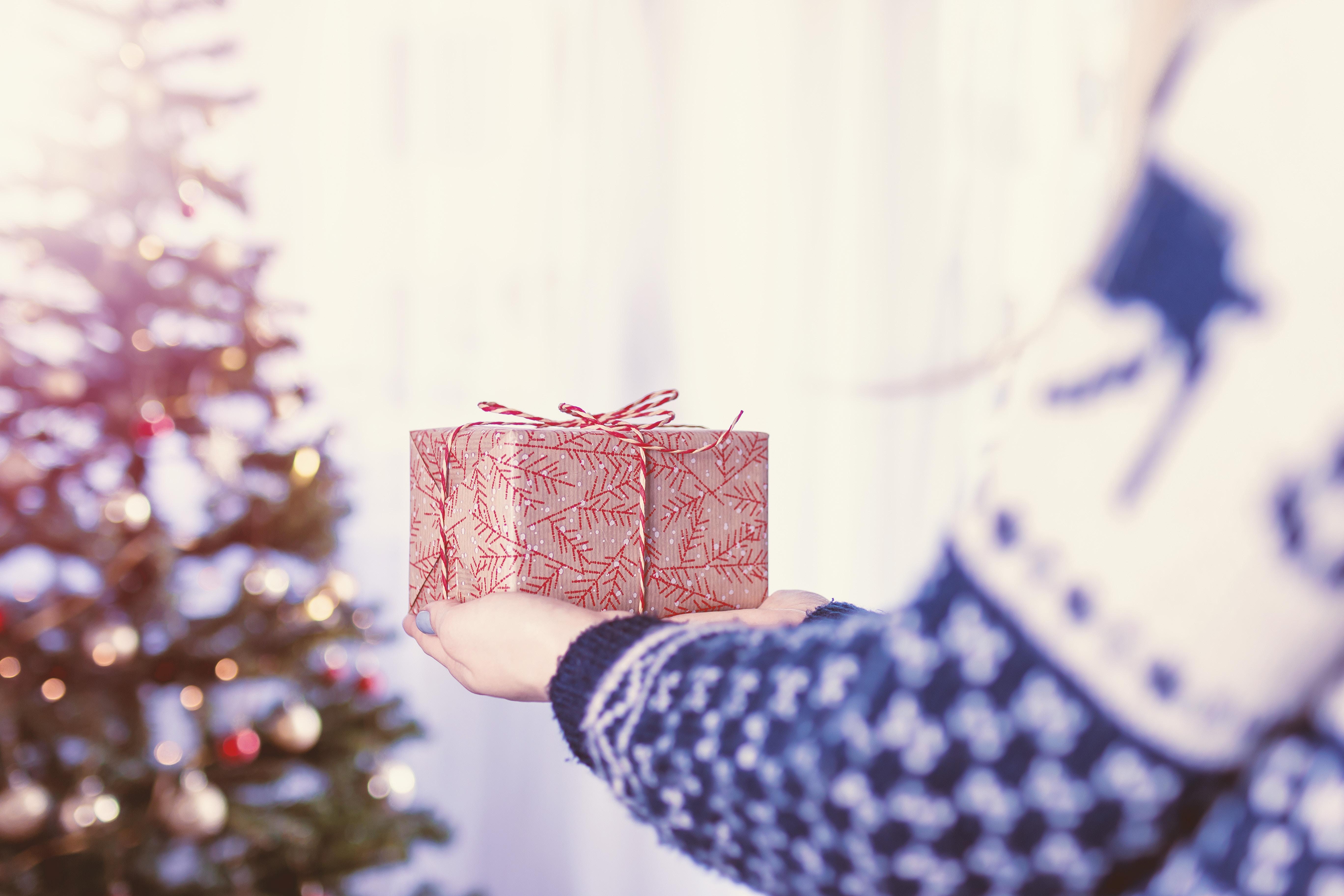 cadeau de noël, noël, le temps des fêtes