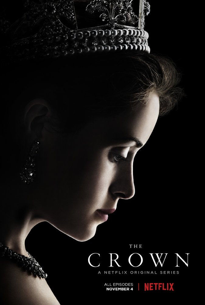the crown, la royauté, la reine elizabeth II, netflix