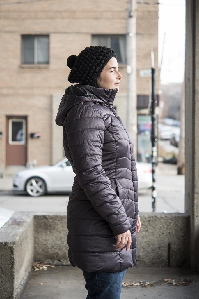 manteau, luhta, manteau d'hiver