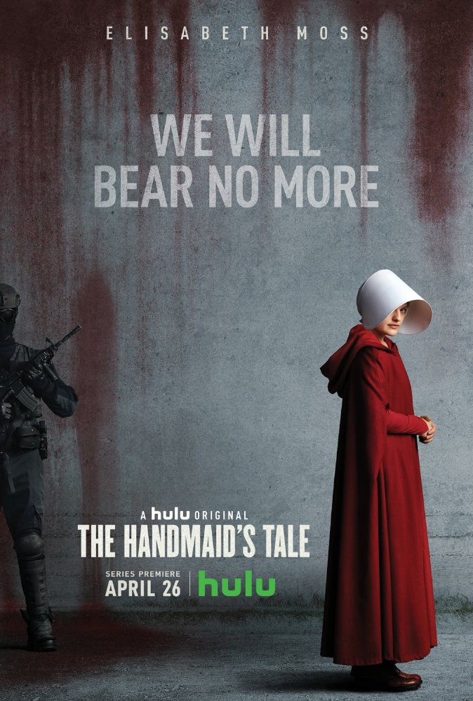 handmaid tale hulu tv séries