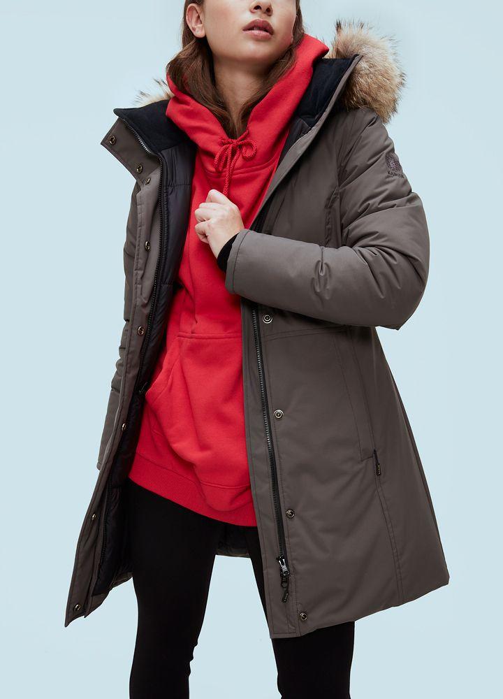 Kanuk manteau