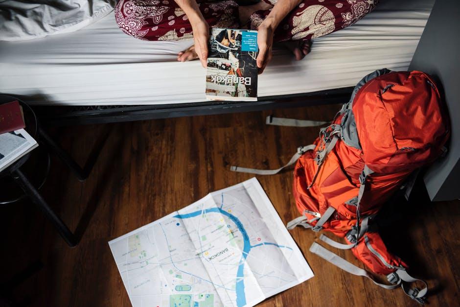 sac voyage Thaïlande sac-à-dos voyager backpacker