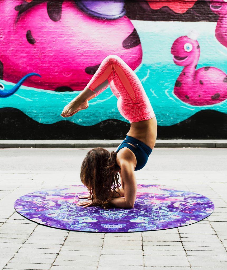 Yoga sport musculation muscle entraînement