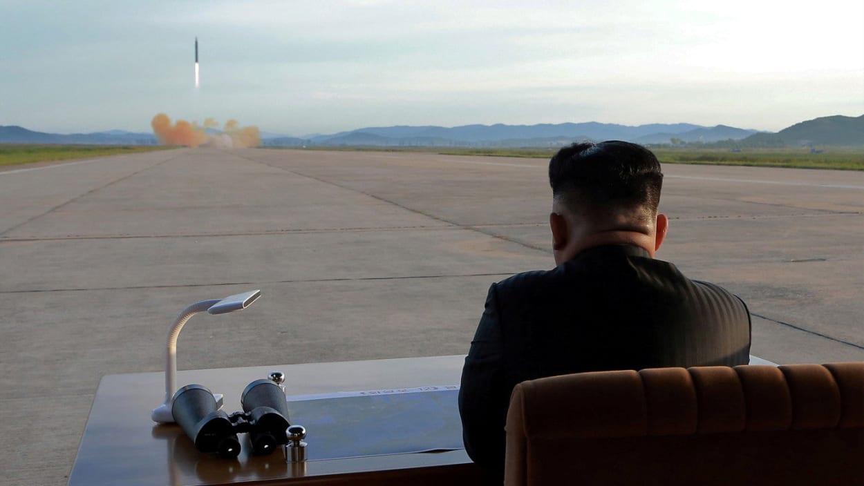 corée du nord, tension, états-unis, kim-jong-un