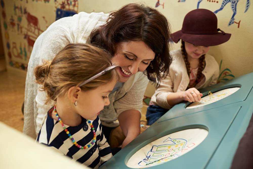 musée enfant fête