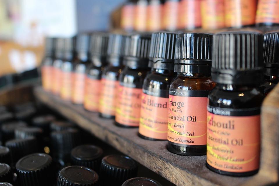 huile de lavande, huile essentielle