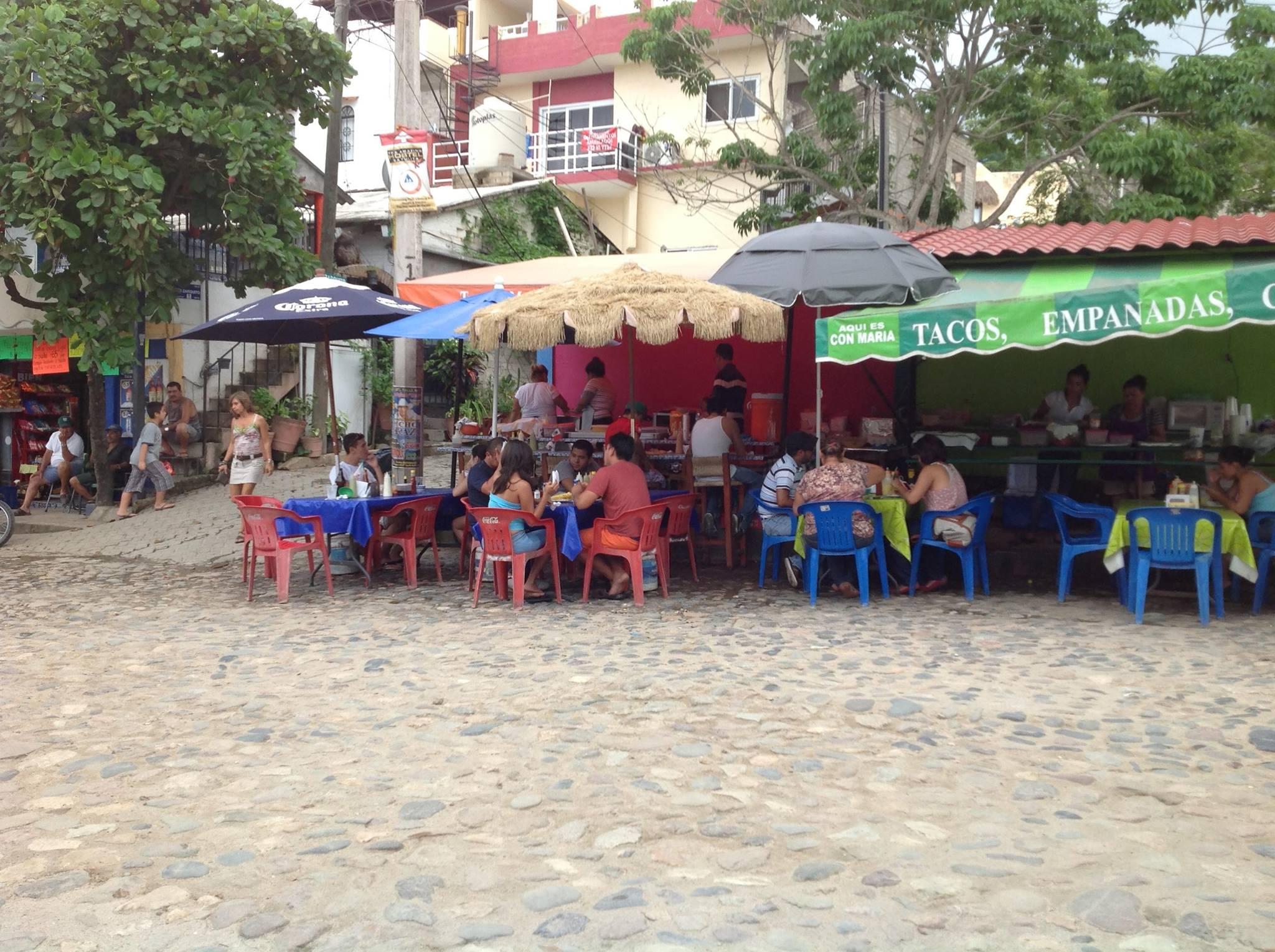 Bouffe Mexique aliment repas voyage trip